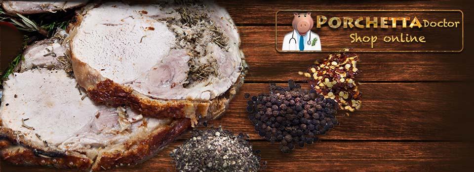Porchetta di Ariccia On Line | Porchetta IGP