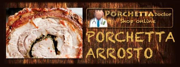 Porchetta Ariccia